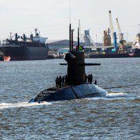Dutch naval submarine visits the Port of Tyne.