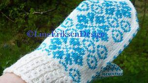 Ravelry: Saras Vott pattern by Line Eriksen