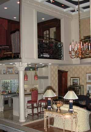 FAMILY HOME : Whitledge-Burgess LLC, Interior Design In Miniature
