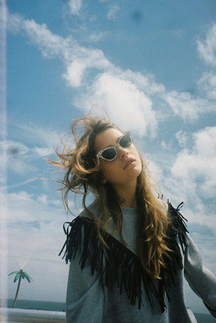 Exclusive: Zara Mirkin x Teresa Oman x Stolen Girlfriends Club | Fashion Magazine | News. Fashion. Beauty. Music. | oystermag.com