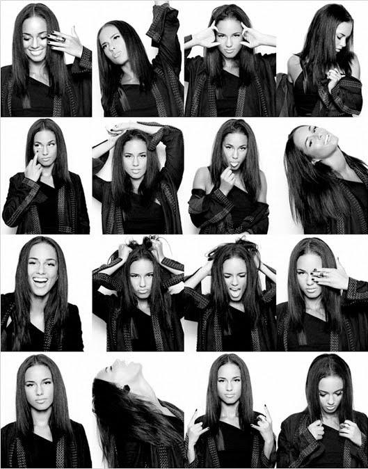 17 Celebrities Photo Booth Shots - Wisdom Ninja