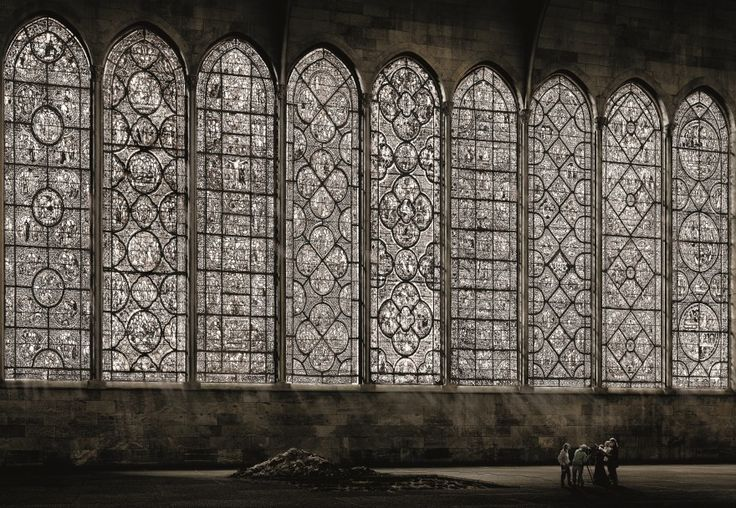 Andreas Gursky, Kathedrale, 2007, C-Print, 237 x 333 x 6,2 cm