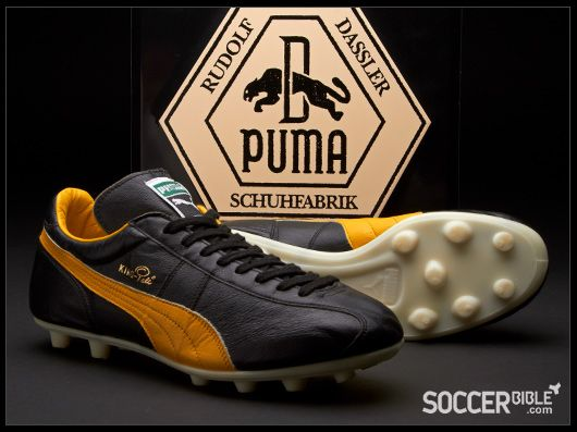 Puma King Pele 1970