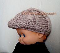 Baby golf hat