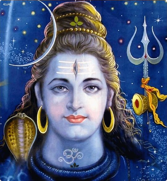 Beautiful Lord Shiva B...