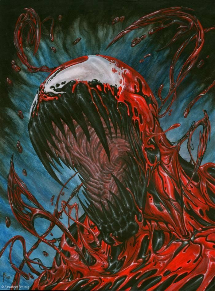 Carnage - Alexander Breuning