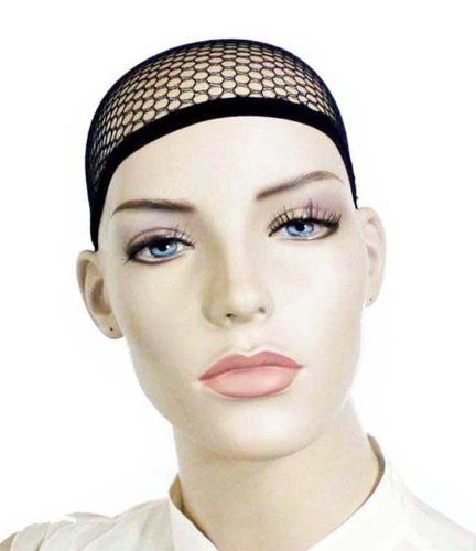 Open end Black Mesh Net Wig Cap Liner by Willowbee. $2.45. Secures hair to hold under wigs. Enables your hair to breathe under these nets. All Purpose Hair Cap with elastic Hair Line. Designed for a comfortable fit. Manages your hair and hides it well. Open end Black Mesh Net Wig Cap Liner