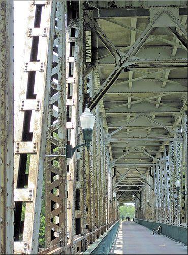 Meridian Walking Bridge Yankton, South Dakota