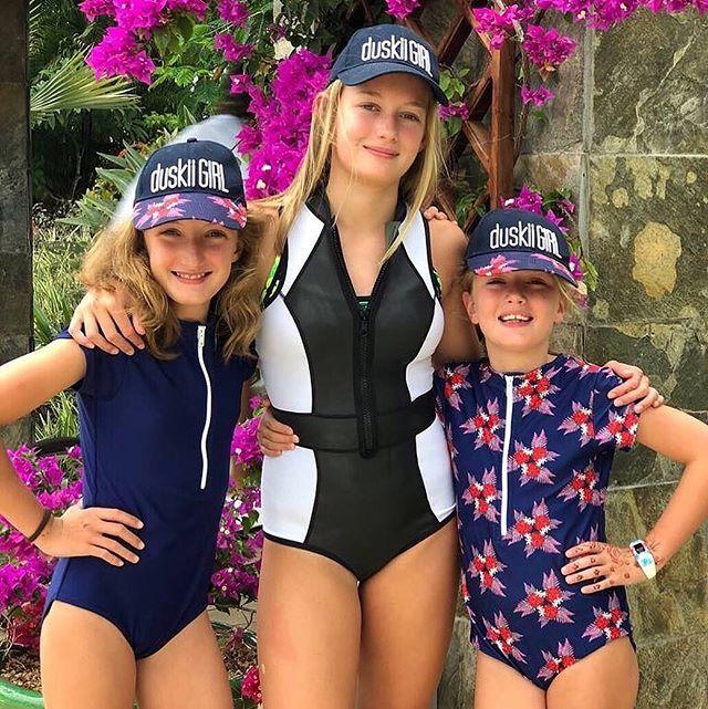 Mia Short Sleeve Rash Suit | Navy