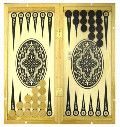 Nardi-Backgammon