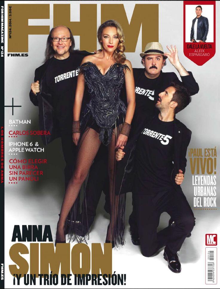 Anna Simon photoshoot for FHM magazine - http://celebs-life.com/?p=44206