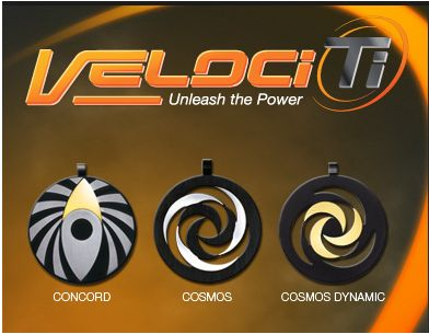 Veloci-Ti pendants may assist to enhance, balance and increase your: Energy levels. Physical performance. Endurance Resistance Agility.