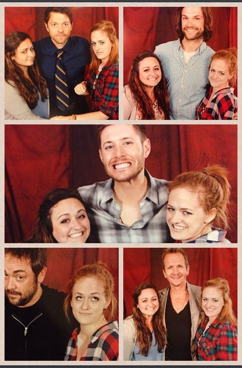 Click through for this person's op story--this is how the SPN cast shows love for their fans! <3 (click through to the original post to get the story)