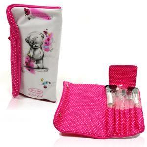 Brand New ME TO YOU Tatty teddy make up bag & brush set