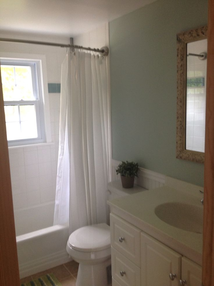 Beach Cottage Bathroom Diy Bathroom Remodel Beach