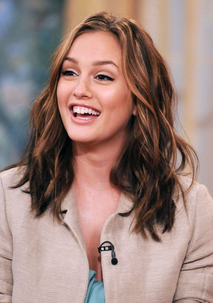 Leighton Meester: love her and the hair is the most ... - photo #20
