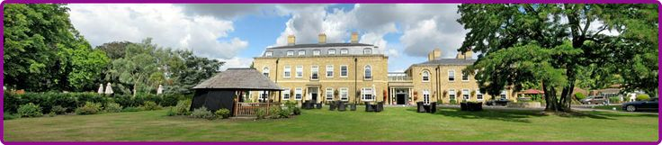 Orsett Hall panorama. Great wedding venue near Grays in Essex