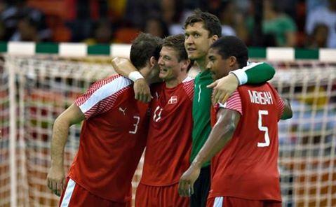 Congratulations to Denmark on their first men handball gold medal ever!