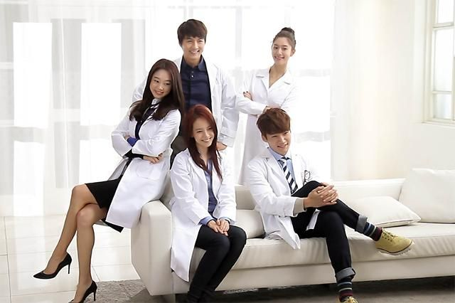 ☀ EMERGENCY COUPLE (aka Emergency Man & Woman) ~ Synopsis: Medical school student Chang Min and dietitian Jin Hee fall in love & marry despite his family's strong opposition. Their marriage life was not happy due to their clashing personalities. They divorce and go their separate ways. Six years later they are suddenly reunited as interns working at the same hospital. | Episodes: 21 | tvN Broadcast 01/24/2014 - 04/05/2014 | Genre: medical, romance, comedy.