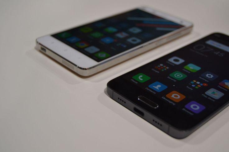 Xiaomi Mi5 vs Xiaomi Mi4, pequeña comparativa: http://www.androasia.es/smartphones-chinos/xiaomi-mi5-vs-xiaomi-mi4-pequena-comparativa/