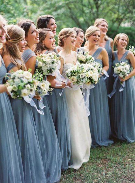 Inspire-se com estas ideias para decoração o seu casamento em tons de azul. Vai apaixonar-se por todas! Image: 37
