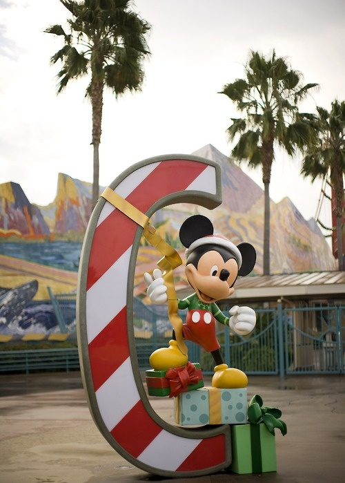 California Adventure Letters, gone but not