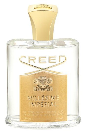Creed 'Millésime Imperial' Fragrance available at #Nordstrom THIS SMELLS SO INCREDIBLY AWESOME Unisex Cologne