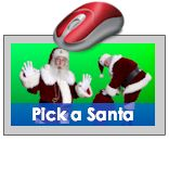 .I Caught Santa! Upload a pic of your Christmas tree, cookies or fireplace and insert Santa into the pic. Your kids will be amazed!