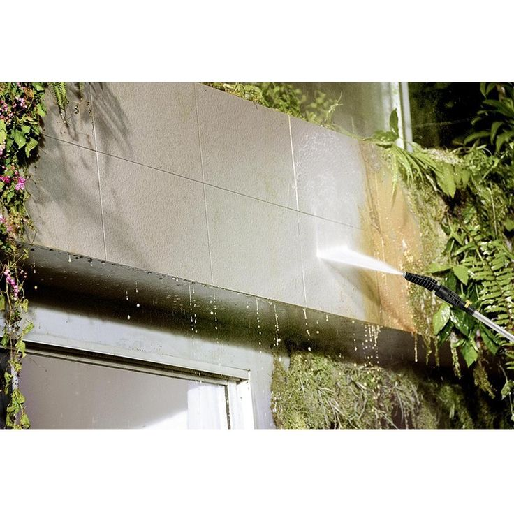 This is the ideal pressure washer attachment to extend your reach from 1.2 to 4 metres and is ideal for high pressure cleaning of high walls and facades.