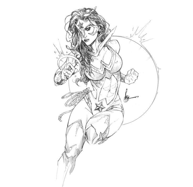 Wonder Woman - Kenneth Rocafort