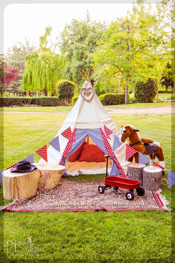 La boda de Lucía » Ideas para que tu boda sea un éxito » Una boda campestre perfecta