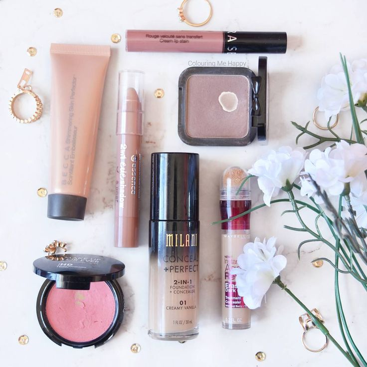 """(@colouringmehappy) on Instagram: """"Trying the Milani Conceal and Perfect foundation for the second time today and I'm loving the…"""""""