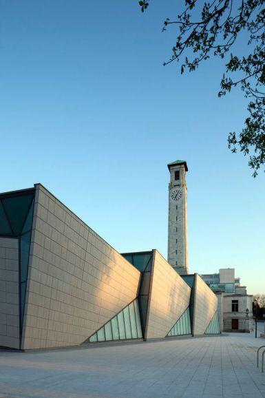 Sea City Museum, Wilkonson Eyre: Southampton, Cities Museums, Wilkonson Eyre, Sea Cities, Eyre Architects, Wilkinson Eyre, Seaciti Museums, Architecture Photography, Amazing Architecture