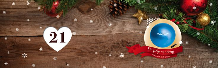 🎄🎁✨ Tel af naar #Kerst met de adventskalender vol #prijzen van SpaDreams!     Het eenentwintigste vakje van onze Wellness - #Adventskalenderactie bevat het volgende cadeautje: een uitdagende '' Fitnessbal '' 👌  Deze Tunturi Fitnessbal is opblaasbaar en wordt geleverd met pomp!    Wil jij deze fantastische prijs winnen? Het enige wat je hoeft te doen is SpaDreams kerstkoekjes zoeken! 🍪 🎄    Bekijk vandaag de pagina: www.spadreams.nl/spanje/ en tel de koekjes,   ga dan naar de…