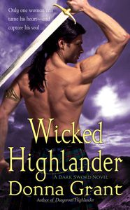 Wicked Highlander - Dark Sword Series (book # 3) Narrated by Antony Ferguson