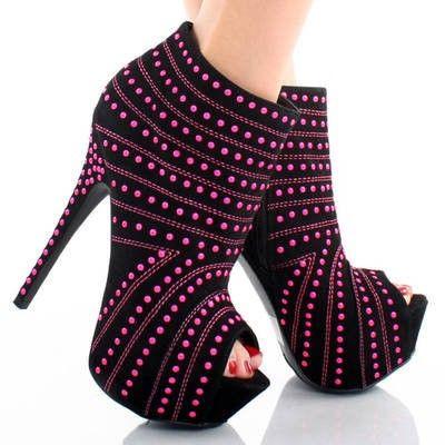 neon high heels #neon #heels www.loveitsomuch.com