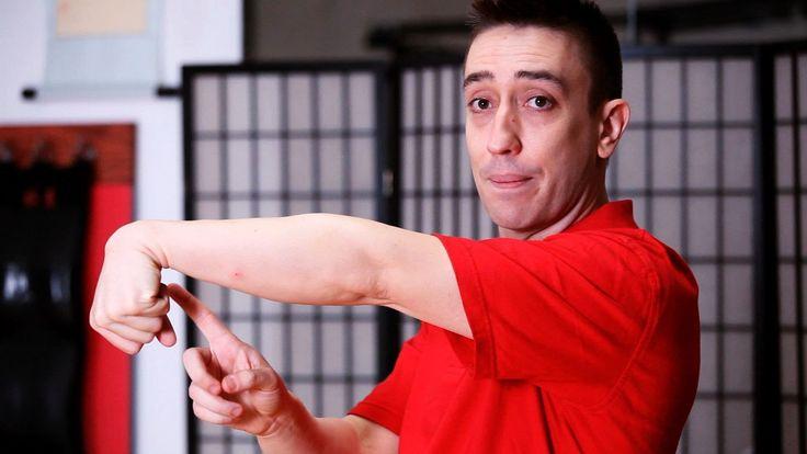 How to Do Hyun Sau aka Circling Hand   Wing Chun