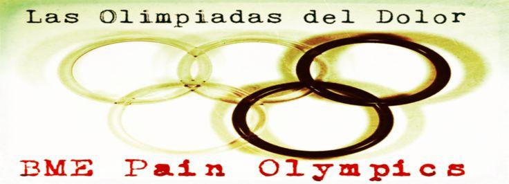 BME Pain Olympics: Las Olimpiadas del Dolor