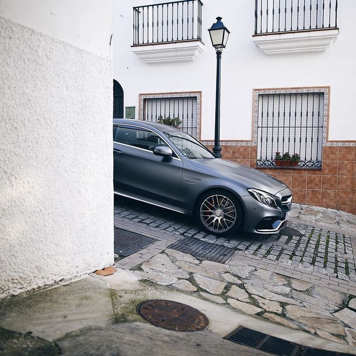 Exploring spanish villages with the new C-Class Coupé. Photo shot by @florianroser.  #MercedesBenz #MercedesAMG #AMG #CClass #CCoupé #Malaga #mbpressdrive #mbcar #mbfanphoto by mercedesbenz