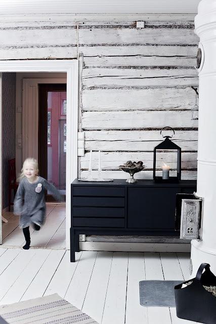 Finnish style  -Marjan elämää - Life of Marja