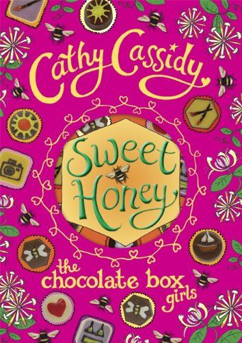 Sweet honey is the best book ever... It is so good! thank you #cathycassidy so much for writing this wonderful book!   xoxo