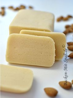 Selbstgemachtes Marzipan                                                                                                                                                                                 Mehr