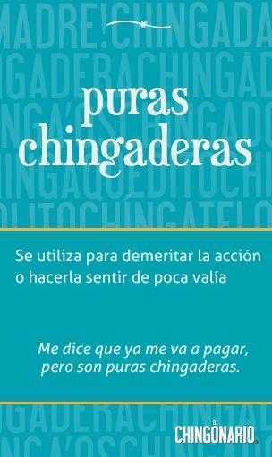Los posters de @ElChingonario: