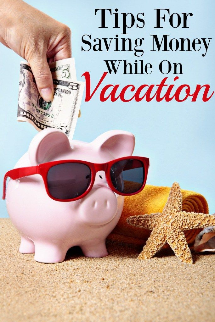These tips for saving money while on vacation will help stretch your vacation budget while still allowing you to have loads of fun.