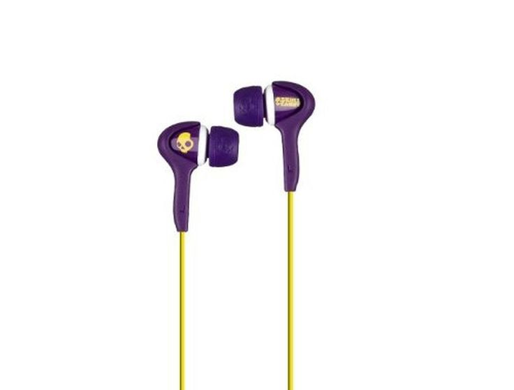 Skullcandy Smokin' Buds Headphones - 2011 Shoe Purple (2010 Color), One Size - Brought to you by Avarsha.com