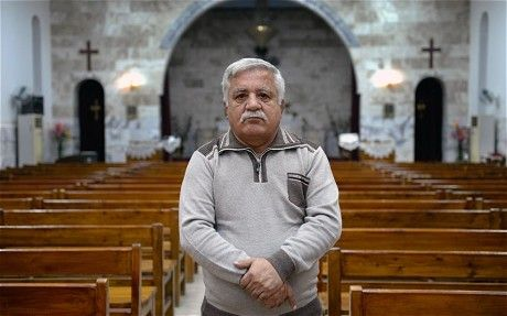 Iraq's battle to save its Christian souls: 'Christians are finished here' Ten years after the fall of Saddam Hussein, Christians have dwindled from more than a million to as little as 200,000. Colin Freeman reports on attempts to stem the exodus from Iraq's churches   By Colin Freeman, Baghdad 6:00AM GMT 15 Dec 2013