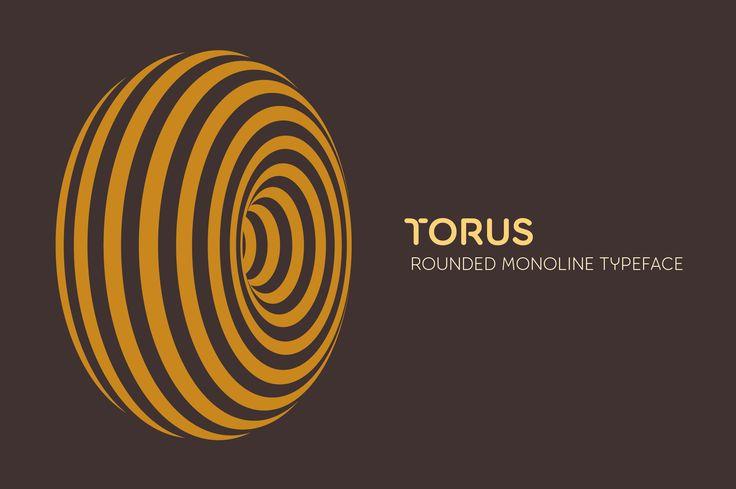 Paulo Goode: Typeface Design   Branding   Graphic Design  » Torus