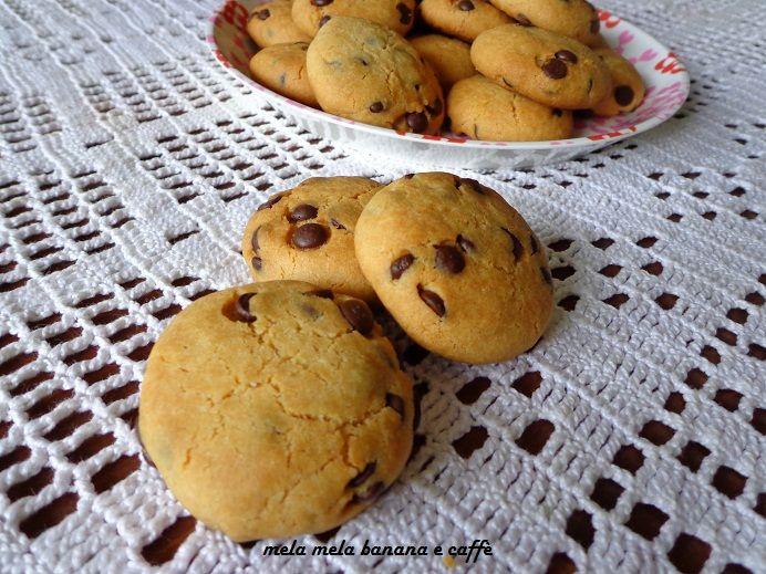 Cookies al latte condensato