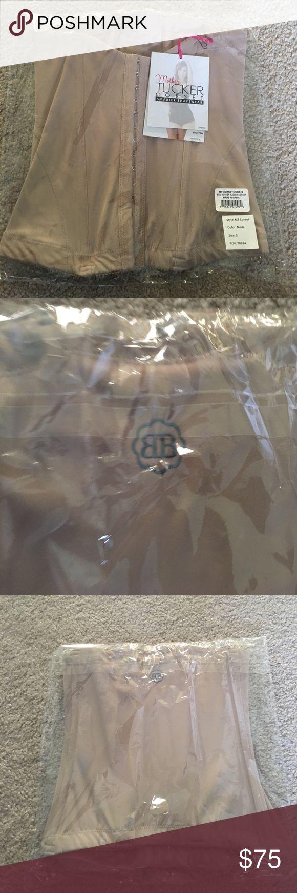 Belly Bandit waist trainer corset shapewear Size small, nude. Corset style waist trainer. Never worn, still in packaging. Belly Bandit Intimates & Sleepwear Shapewear