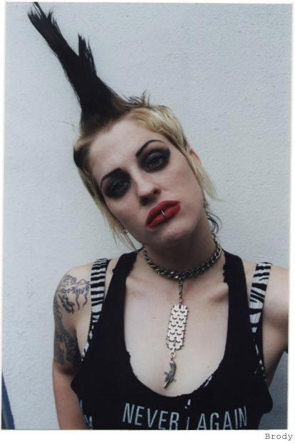 Sexy punk girl forum apologise, but